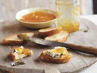 Peach-Ginger Butter - Ball® Recipes