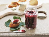 Fig Rosemary and Red Wine Jam - Ball® Recipes