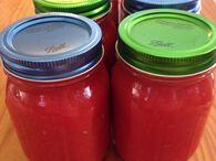 Basic Tomato Sauce - Ball® Auto Canner Recipes
