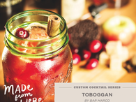Toboggan Cocktail - Ball® Mason Jar Drink Recipes