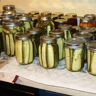 Kosher Dill Pickles | Kosher Pickle Recipe - Ball® Fresh Preserving