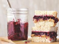 Strawberry Blueberry Freezer Jam - Ball® Recipes