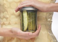 Dill Pickle Recipe | Reduced Sodium Dill Pickles - Ball® Recipes