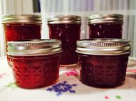 Traditional Cranberry Orange Pear Jam - Ball® Auto Canner Recipes