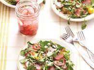 Sweet Pickled Radish- Ball® Recipes