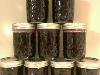 Black Raspberry Jam - Ball® Recipes
