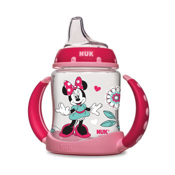 NUK® Learner Cup, Disney® Minnie Mouse, 5 Ounce, 1 Pack, , hi-res