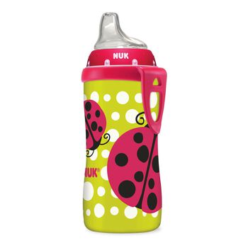 NUK® Active Cup, Ladybug, 10 Ounce, 1 Pack, , hi-res