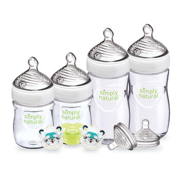 NUK® Simply Natural™ Newborn Gift Set, , hi-res