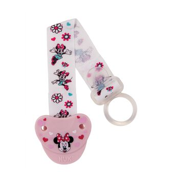 NUK® Disney® Minnie Mouse Pacifier Clip, , hi-res