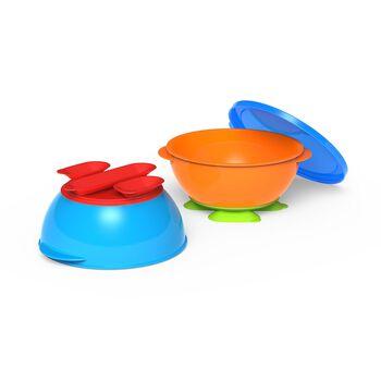 Gerber® Graduates® Tri-Suction Bowls, , hi-res