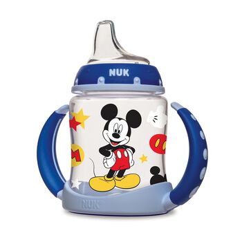 NUK® Learner Cup, Disney® Mickey Mouse, 5 Ounce, 1 Pack, , hi-res