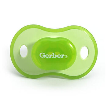 Gerber® First Essentials® Comfort Fit™ Pacifier, 6-18 Months, 2 Pack, , hi-res