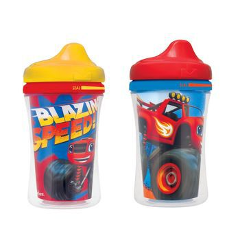 Gerber® Graduates® Blaze Insulated Hard Spout 9-Ounce Cup, 2 Pack, , hi-res