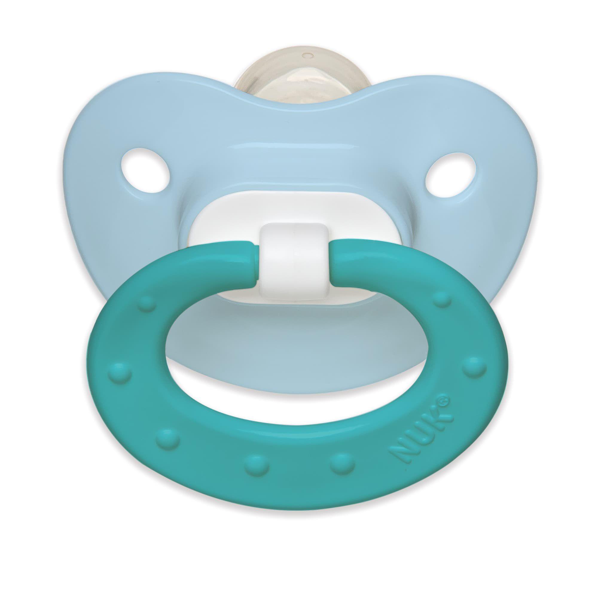 Juicy Orthodontic Pacifier Boy 0-6 Months, 2 Pack ...
