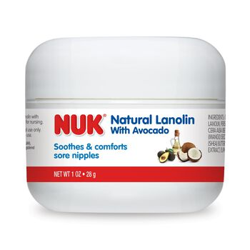 NUK® Natural Lanolin Cream with Avocado, , hi-res