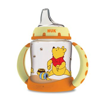 NUK® Learner Cup, Disney® Winnie The Pooh, 5 Ounce, 1 Pack, , hi-res