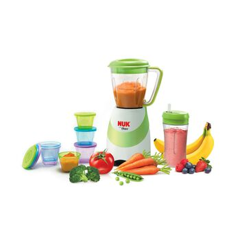 NUK® Smoothie & Baby Food Maker with Accessories, , hi-res