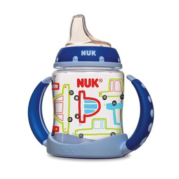NUK® Learner Cup, Cars, 5 Ounce, 2 Pack, , hi-res