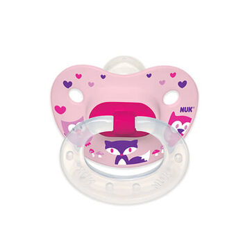 NUK® Woodlands Orthodontic Pacifier, 6-18 Months, 2 Pack, , hi-res