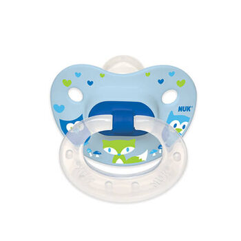 NUK® Woodlands Orthodontic Pacifier, 0-6 Months, 2 Pack, , hi-res
