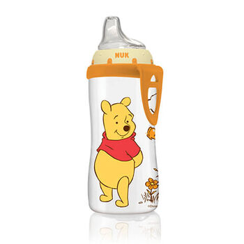 NUK® Active Cup, Disney® Winnie the Pooh, 10 Ounce, 1 Pack, , hi-res