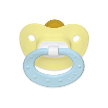 NUK® Juicy Orthodontic Pacifier, 18-36 Months Boy, 2 pack, , hi-res