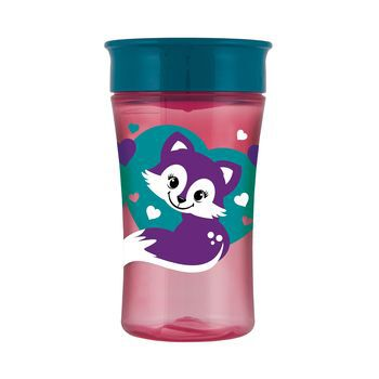 NUK® Girl Magic 360 10-Ounce Cup, 1 Pack, , hi-res