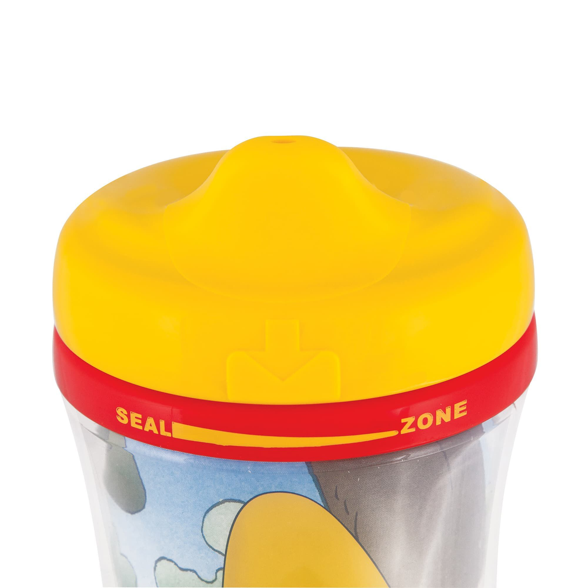 Gerber® Graduates® Curious George Insulated Hard Spout 9 Ounce Cup  #C79B04