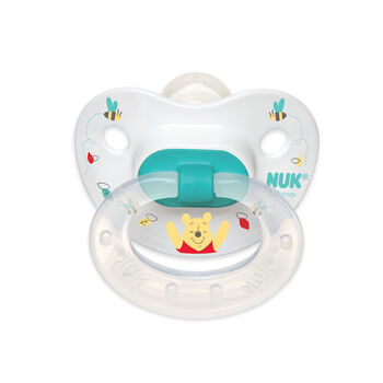 NUK® Disney® Winnie the Pooh Pacifier, 0-6 Months, 2 pack, , hi-res