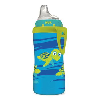 NUK® Active Cup, Turtle, 10 Ounce, 1 Pack, , hi-res