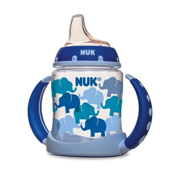 NUK® Learner Cup, Elephants, 5 Ounce, 1 Pack, , hi-res
