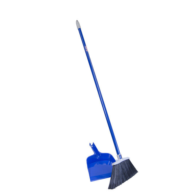 Quickie Broom W Dust Pan Quickie Cleaning Tools