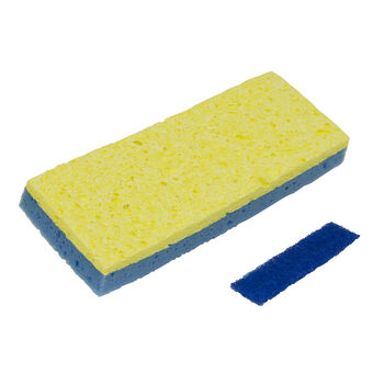 Quickie Sponge Mop Refill W/Microban