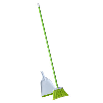 Lysol Dust pan & Angle Broom