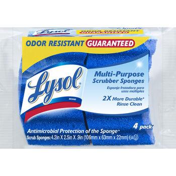 Lysol Scrub Sponge Multi-Purpose