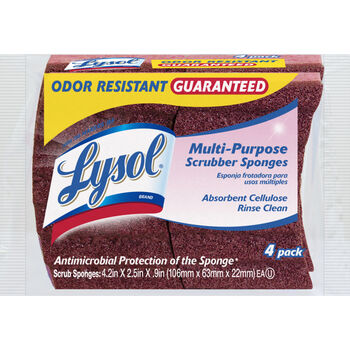 Lysol Multi-purpose Cellulose Scrubber Sponge