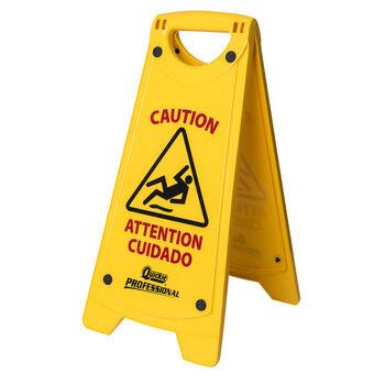 Wet Floor Sign- Free Standing