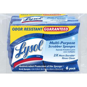 Lysol Multi Scrubber Sponges