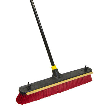 24 inch Squeegee Pushbroom