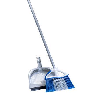 Small Angle Broom + Dust Pan