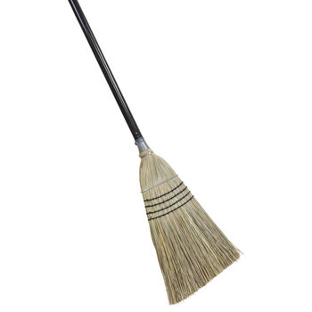Heavy-Duty Outdoor Broom