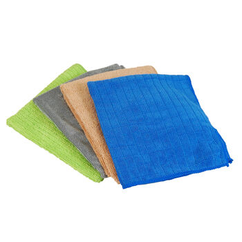 Microfiber Cloth Multipack