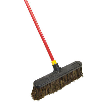 18 inch Rough Surface Pushbroom