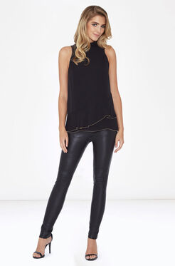 Rozlynn Top - Black