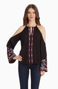 Adelise Blouse - Black