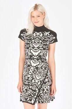 Stella Knit Dress - Ivory