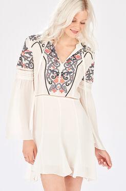 Milly Dress - Ivory