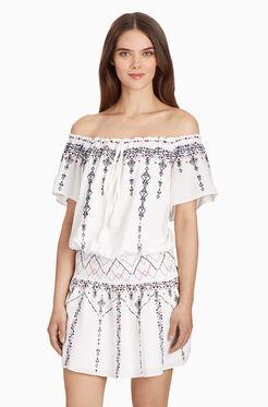 Tammy Dress - White
