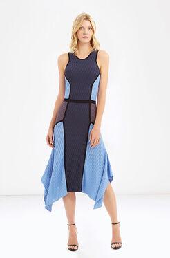 Madeline Knit Dress - Polar
